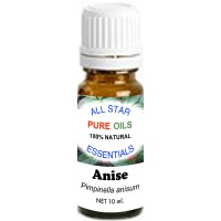 100% Natural Anise Essential Oil
