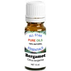 100% Natural Bergamot Essential Oil