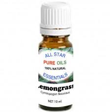100% Natural Lemongrass Essential Oil