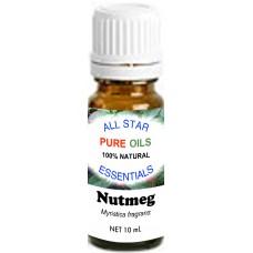 100% Natural Nutmeg Essential Oil