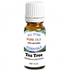 100% Natural Tea Tree Essential Oil