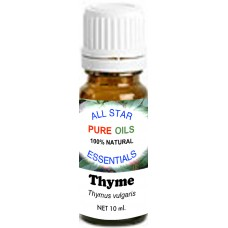 100% Natural Thyme Essential Oil