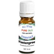 100% Natural Wintergreen Essential Oil