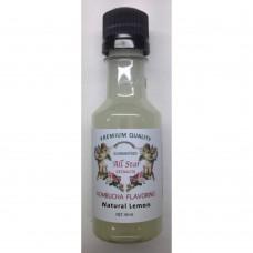 Natural Lemon Kombucha Flavoring