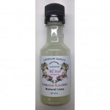 Natural Lime Kombucha Flavoring