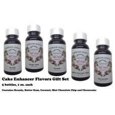 Cake Enhancer Flavors Gift Set
