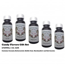 Candy Flavors Gift Set