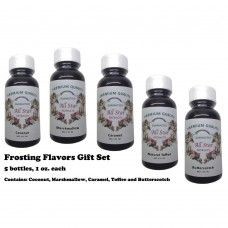 Frosting Flavors Gift Set
