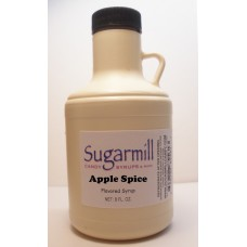 Apple Spice Flavored Syrup